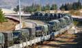Askeri sevkiyat Gaziantep'e ulaştı