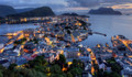 Dünyanın en mutlusu Norveç oldu