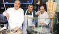 Mado pirinçli dondurmayla Çin'i fethe hazırlanıyor