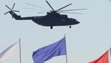 Helikopter kazası: 19 ölü, 3 yaralı