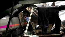 ABD'de tren kazası: 1 ölü, 100 yaralı