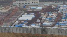Mülteci kampında patlama: 6 ölü, 14 yaralı