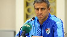 Bursaspor'da Hamzaoğlu ile yollar ayrıldı