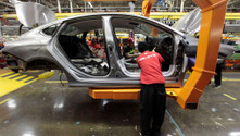 Otomotiv ihracatı yüzde 13 arttı