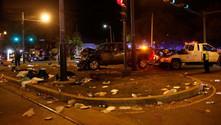 ABD'de festival alanına araba girdi: 28 yaralı
