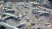 Boeing'in kârı yüzde 19 arttı