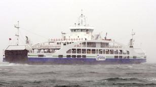 Kuzey Ege'de deniz ulaşımına poyraz engeli