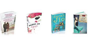 Pena Yayınları'ndan tatil valiziniz için dört kitap