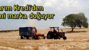 Tarım Kredi'den iki yeni marka doğuyor