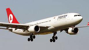 Brüksel seferi yapan uçağa soruşturma
