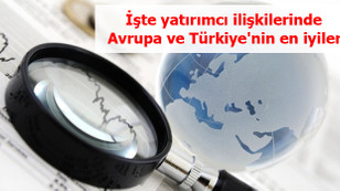 Yatırımcı ilişkilerinde Avrupa ve Türkiye'nin en iyileri