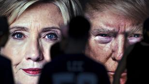 Clinton bağışlarda Trump'ı ikiye katladı