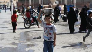 1.7 milyon çocuk okula gidemiyor