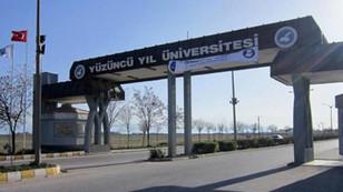 Yüzüncü Yıl Üniversitesine 'Van' eklenecek