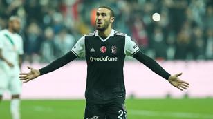 Beşiktaş'ta Cenk Tosun kendini aştı