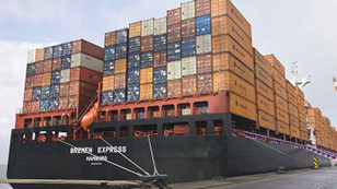 Kasımda dış ticaret açığı geriledi