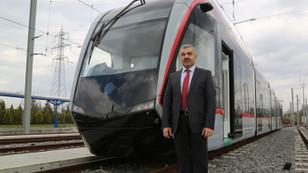 Kayseri raylı sisteminde yolcu kapasitesi 2 katına çıkıyor