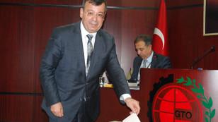 GTO meclis başkanlığı seçimini Konukoğlu kazandı