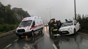 Kaza tespit tutanağı sayısında önemli düşüş