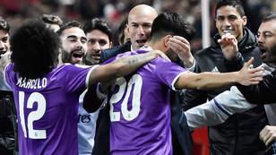 Real Madrid Barcelona'yı geride bıraktı
