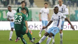 Trabzonspor 3 puanla başladı