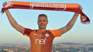 Galatasaray'dan Sigthorsson açıklaması