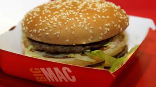 TL'nin Big Mac performansı kötü