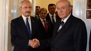 Kılıçdaroğlu Bahçeli'den randevu istedi
