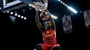 Galatasaray Odeabank Thompson'la yollarını ayırdı
