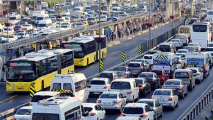 İstanbul trafiği 'Dur-Kalk' endeksinde dünya birincisi