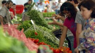 İstanbullu en çok karpuz ve domates tüketti