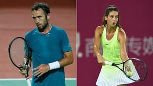 Milli tenisçiler veda etti