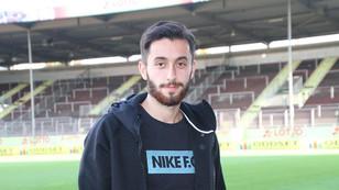 Yunus Mallı Wolfsburg'a transfer oldu