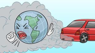 Dizel otomobiller otobüs ve kamyonlardan daha fazla zehirli gaz üretiyor