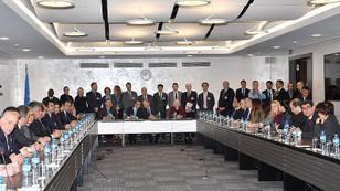 Cenevre'de 3 gün sürecek Kıbrıs müzakereleri başladı