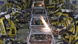 Kore'de sanayi üretimi tahminlerin üzerinde arttı