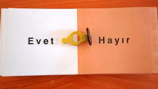 Türkiye 7'nci halk oylamasına gidiyor