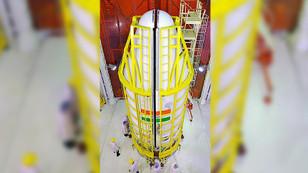 Uzaya 104 uydu göndererek rekor kırdı