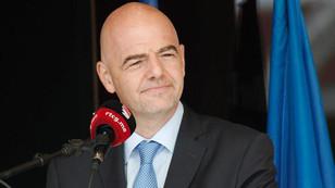Infantino'dan 'Dünya Kupası' açıklaması