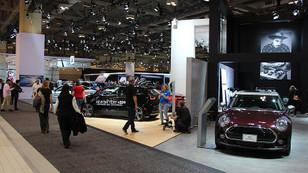 43. Kanada Uluslararası Otomobil Fuarı açıldı