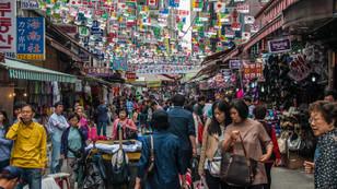 Güney Kore'de tüketici fiyatları arttı