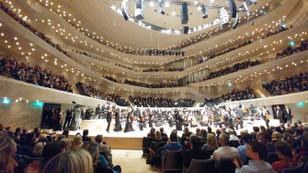 Hamburg Elbphilarmonie'de konser dinlemenin keyfi!