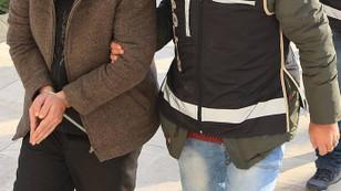 Kayseri'de 45 gözaltı