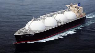 Küresel LNG talebi 265 milyon tona ulaştı