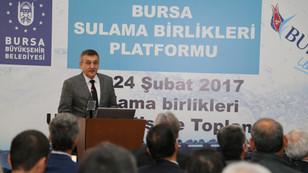 Türkiye Sulama Birlikleri Uludağ'da buluştu