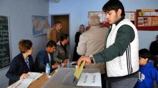 Sur'da 12 bin seçmenin sandığı değişti