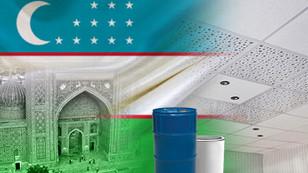 Özbek firma vernik ithal etmek istiyor