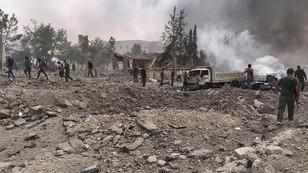 El Bab'da bombalı saldırı: 60 ölü