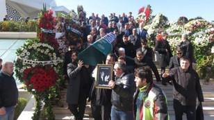 Mehmet Kazancı'nın oğlu son yolculuğuna uğurlandı