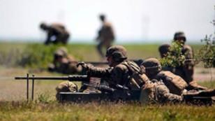 Azerbaycan-Ermenistan cephe hattında çatışma